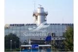 Летище София обслужи 336 500 пътници през юли 2011 г.