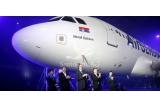 Еър Сърбия кръсти свой самолет на Джокович
